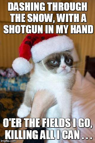 Grumpy Cat Snow Meme - what your new year s eve will look like in memes movies