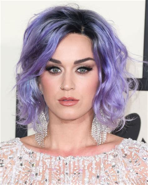 purple celbrity hair hair toppiks see what celebrity hairstyles are inspiring