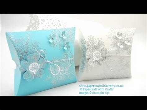 how to make a pillow gift box pillow box gift box