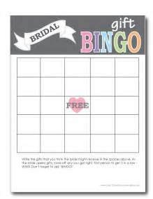printable bridal shower bingo cards print from home