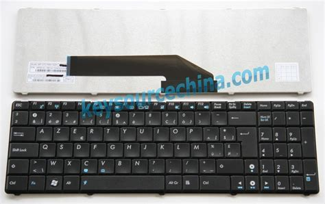 Keyboard Asus A55 K55 R500 Numeric 3 be clavier toetsenbord azerty nordic and hungarian laptop