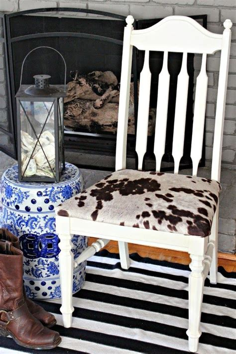 Cow Print Dining Chair 1000 Ideas About Cow Print Fabric On Cow Print Cowhide Decor And Cow Costumes
