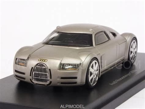 audi rosemeyer best of 43460 audi rosemeyer 2000 aluminium 1 43