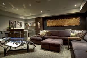Home Decorators Collection Cabinets Trafalgar Contemporary Media Room And Bar Contemporary