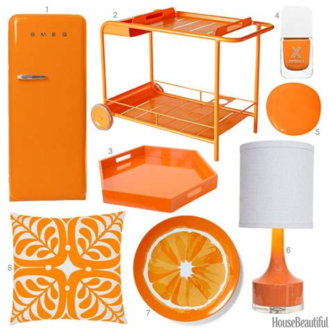 orange kitchen accessories 17 best ideas about orange home decor on pinterest