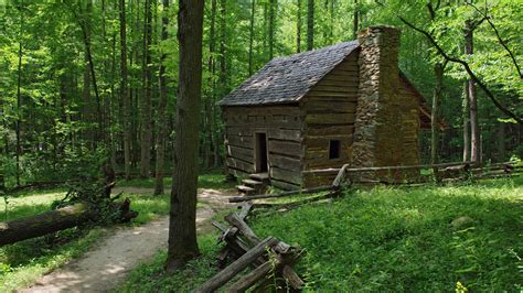 va national help desk nature trail dressed log cabin hd wallpaper desktop great