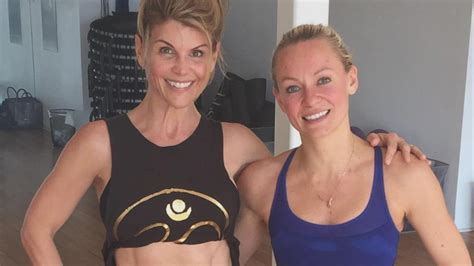 lori loughlin tv shows lori loughlin s abs are insane and we are completely