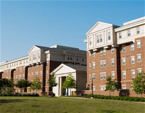 halls housing and residential communities