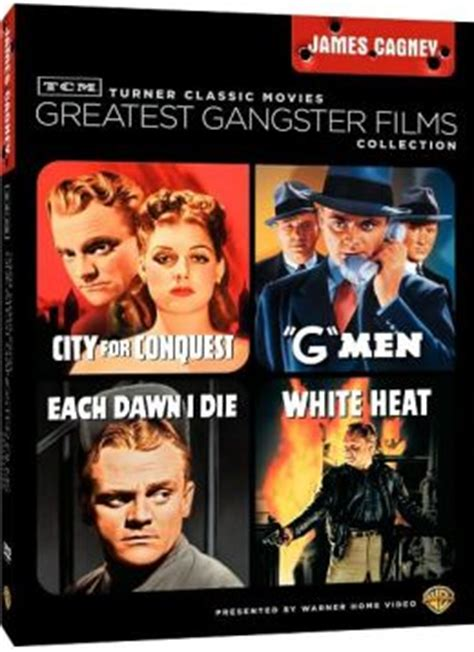 Turner Classic Movies Gift Cards - tcm greatest classic films collection gangsters james cagney by turner classic