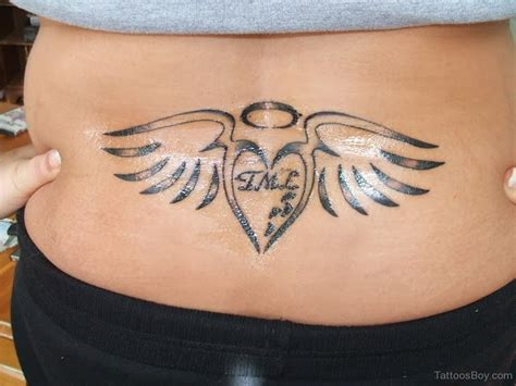 lower back tattoos for men designs 16 lower back wing designs space pigeon