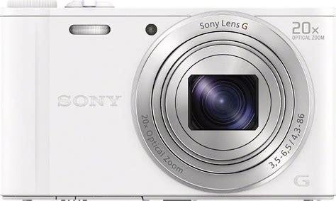 Kamera Sony Cybershot Dsc Wx350 sony cyber dsc wx350 kompakt kamera 18 2 megapixel 20x opt zoom 7 5 cm 3 zoll display