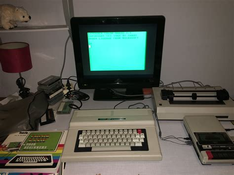 trs 80 color computer tandy trs 80 color computer 2 bart den akker retroguy