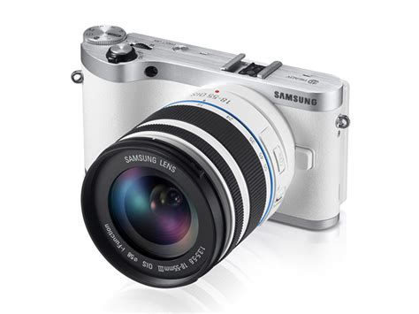 Samsung Smart Nx1 nx300 white side1 jpg
