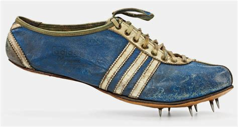 history of running shoes a history of adidas adi dassler s track and field shoes
