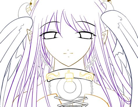 coloring pages dark angel dark angel lineart by kathy100 on deviantart