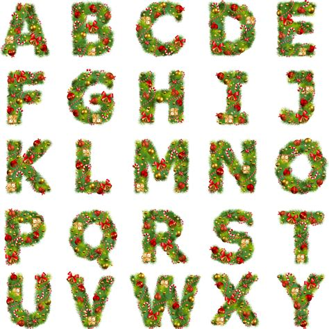 christmas alphabet driverlayer search engine
