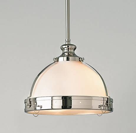 Restoration Hardware Pendant Light Clemson Classic Pendant Pendants Restoration Hardware Traditional Pendant Lighting By