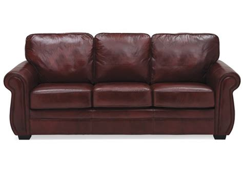 Palliser Leather Sofas by Palliser Thompson Leather Sofa Set