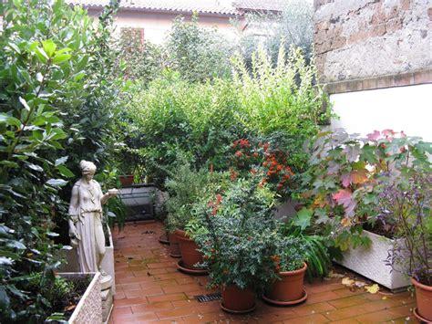 giardino in terrazzo terrazzi e giardini esperienze di luce