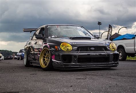 subaru wrx drift car justin woo s quot backyard built quot ls swapped subaru wrx drift car
