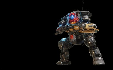 wallpaper scorch titan titanfall   games