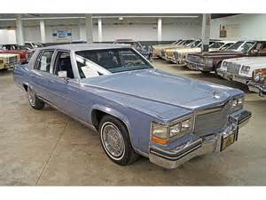 Fleetwood Cadillac Brougham Classifieds For Classic Cadillac Fleetwood Brougham 15