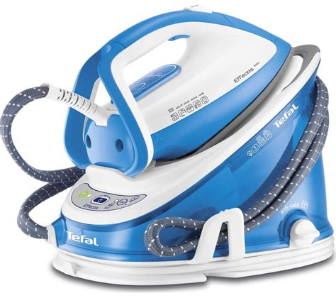 buy tefal effectis easy gv6760 steam generator iron blue