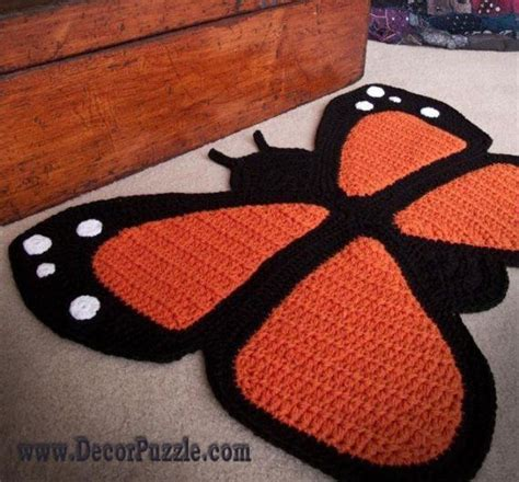 Butterfly Bathroom Rug Butterfly Bathroom Rug Sets And Bath Mats 2015 Black And Orange Bathroom Rugs Carpets