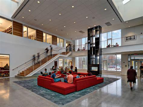 earlham college center  visual performing arts bora