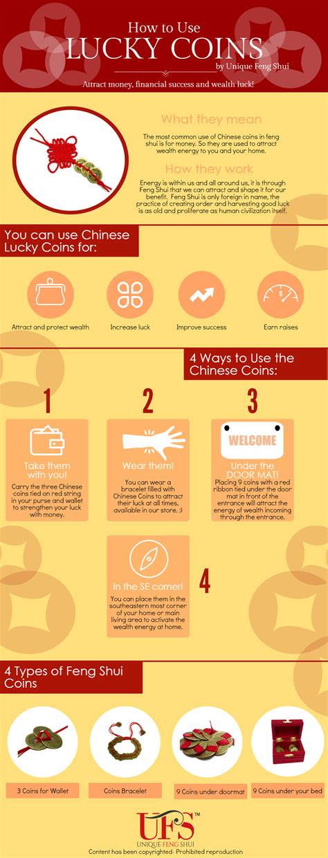 feng shui geld 8 steps and ways you can use feng shui lucky coins