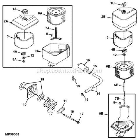 stx38 parts diagram deere stx46 drive belt diagram deere stx38 belt