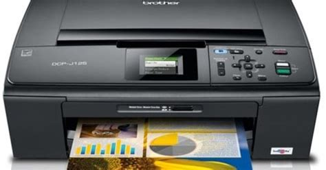 dcp j125 download brother dcp j125 printer driver