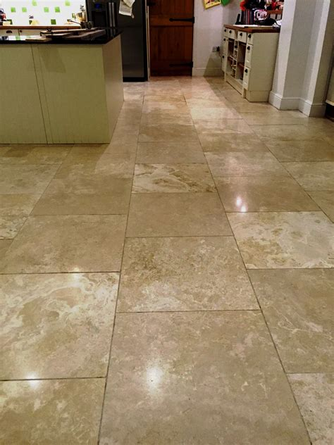 travertine kitchen floor travertine tile flooring
