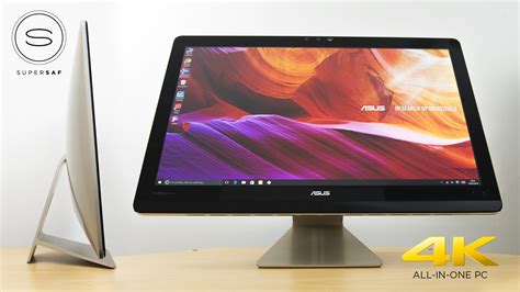 Asus Zen Aio Pro Z2401cgt asus zen aio pro review all in one 4k touch screen pc doovi