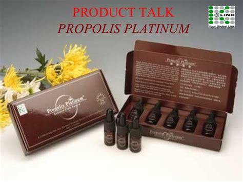 Propolis Platinum Propolis Propolis Klink Propolis Klink apa itu propolis platinum k link
