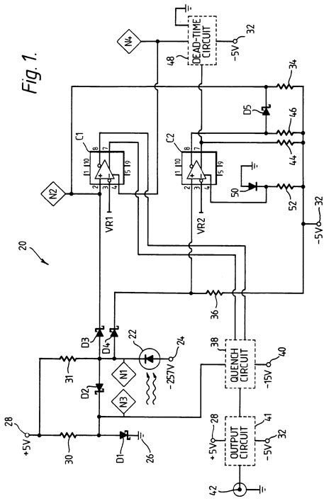 single photon avalanche diode lifier avalanche diode circuit 28 images photodiode driver archives single photon avalanche diode