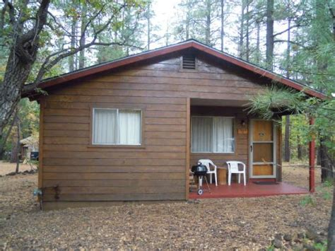 Whispering Pines Cabins by Picture Of Whispering Pines