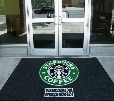 Personalized Floor Mats For Business by Custom Business Floor Mats Add Pizzazz To The Workplace