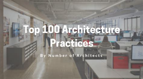top 100 architecture firms aedas office archdaily