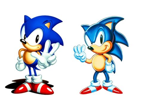 all american sonic sonic japanese and american by megamanx 2009 on deviantart