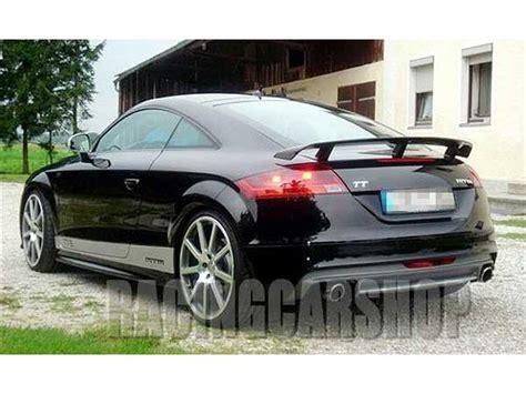 Audi Tt 8j Diffusor by S Style Rear Diffuser Pu For Audi Tt 8j 2006 2010 Tt