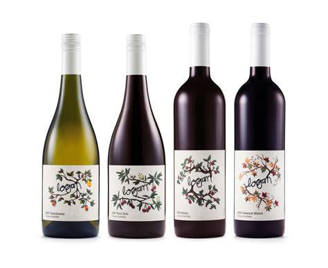 label design of bottle logan wine bottle labels unique wine label design
