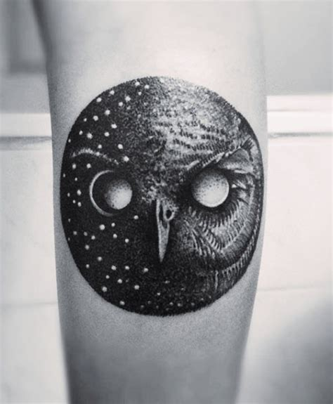 black and white owl tattoo owl tattoos black and white elaxsir