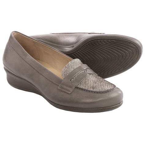 ecco womens loafers ecco abelone loafers for save 30