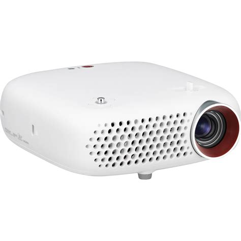 Portable Led Projector lg pw600g portable hd led projector pw600g b h photo