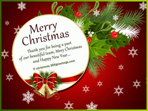 christmas greetings to the staff messages for employees celebration all about