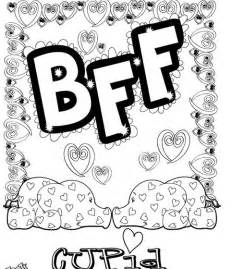 best friend coloring pages free coloring pages of best friends to draw