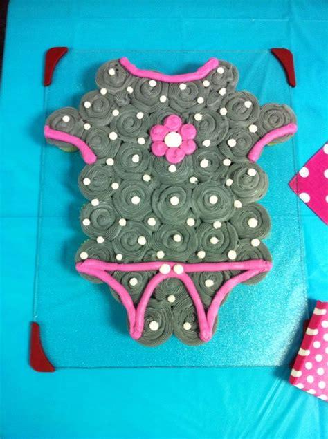 Baby Shower Onesie Cupcakes by Baby Shower Onesie Cupcake Cake Ideas