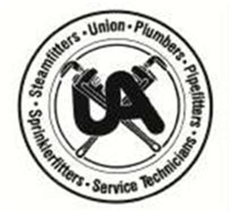 pin union pipefitters on