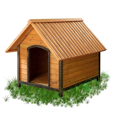 wooden dog house dog house info